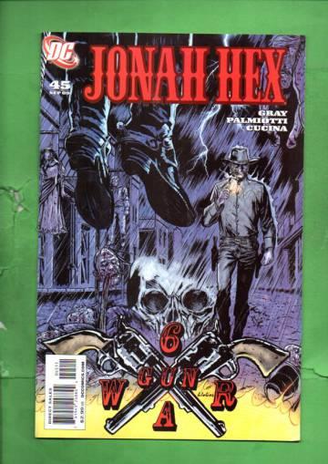 Jonah Hex #45 Sep 09