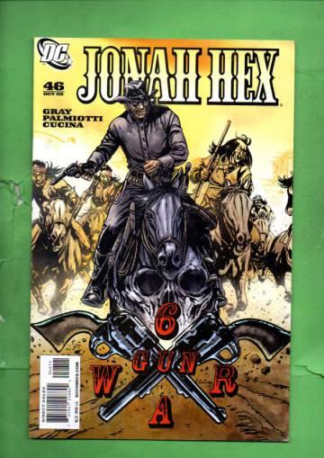 Jonah Hex #46 Oct 09