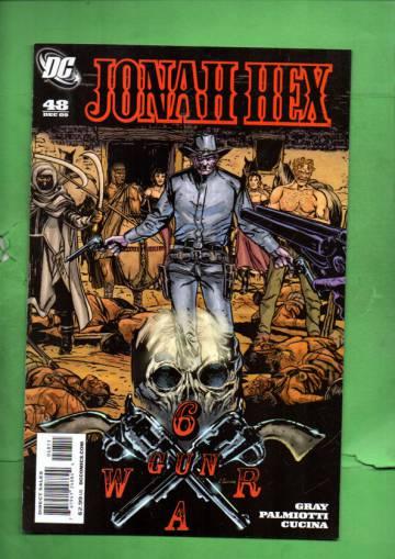 Jonah Hex #48 Dec 09