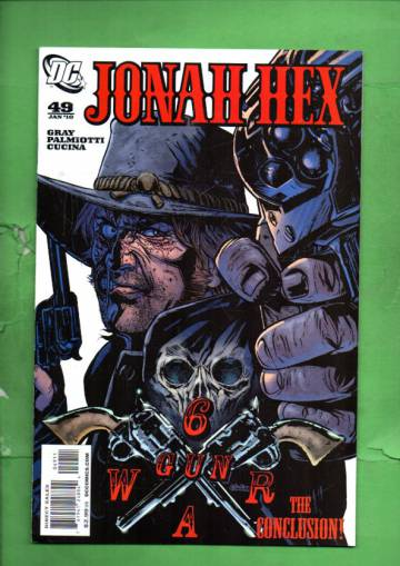Jonah Hex #49 Jan 10