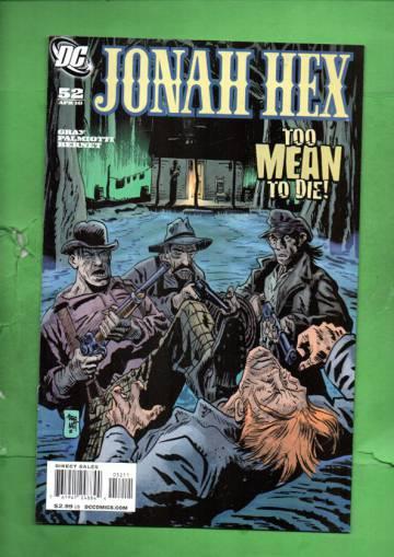 Jonah Hex #52 Apr 10
