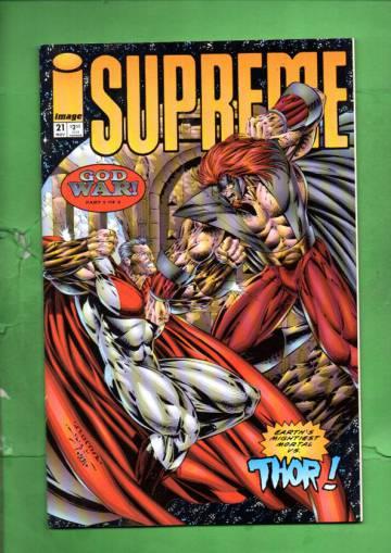 Supreme Vol. 2 #21 Nov 94