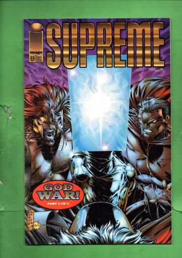 Supreme Vol. 2 #22 Dec 94