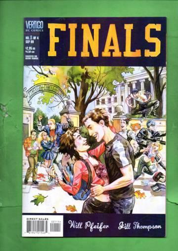 Finals #1 Sep 99