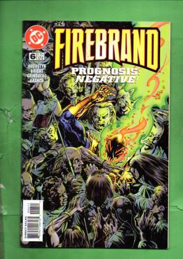 Firebrand #6 Jul 96