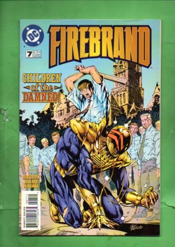 Firebrand #7 Aug 96