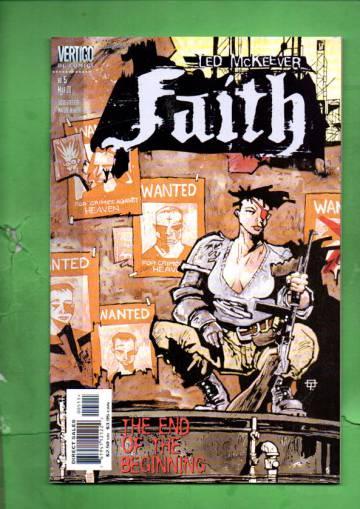 Faith #5 Mar 00