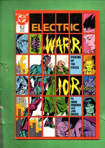 Electric Warrior #12 Apr 87