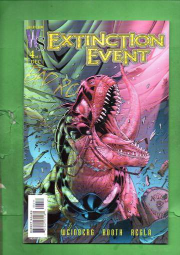 Extinction Event #4 Dec 03