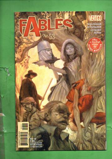 Fables #53 Nov 06