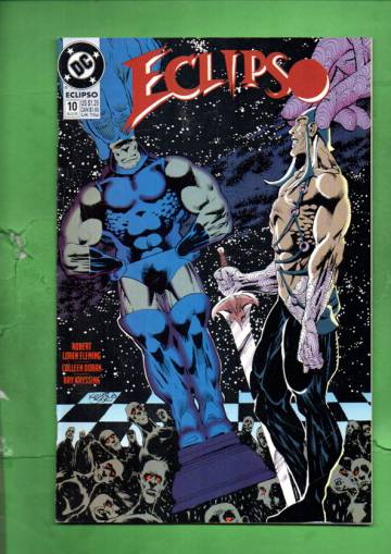 Eclipso #10 Aug 93