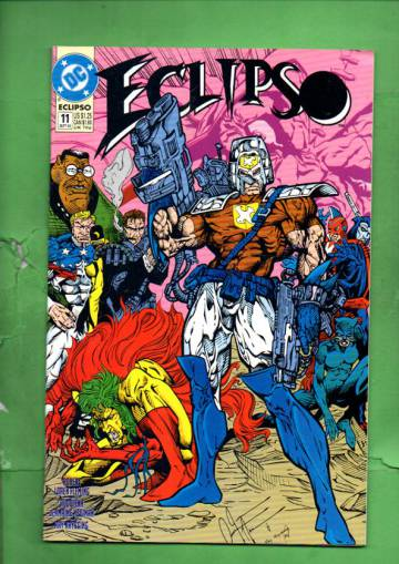 Eclipso #11 Sep 93