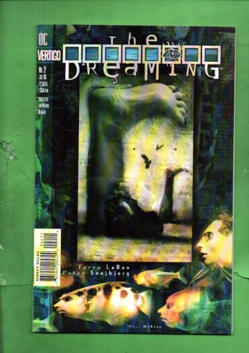 The Dreaming #2 Jul 96