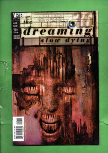 The Dreaming #36 May 99