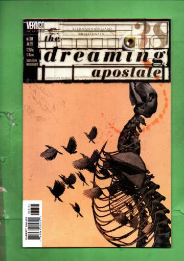 The Dreaming #38 Jul 99