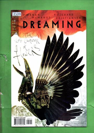 The Dreaming #39 Aug 99