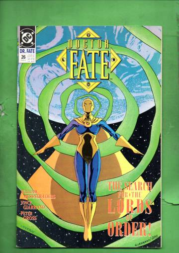 Doctor Fate #26 Mar 91