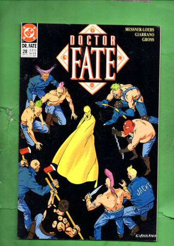 Doctor Fate #28 May 91
