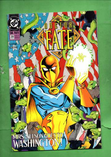 Doctor Fate #39 Apr 92