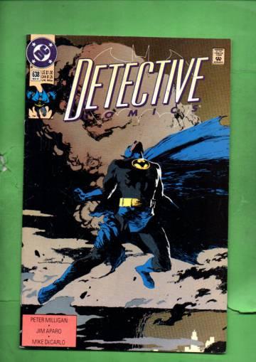 Detective Comics #638 Nov 91