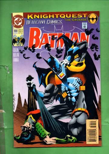 Detective Comics #668 Nov 93