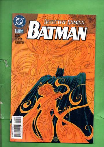 Detective Comics #689 Sep 95