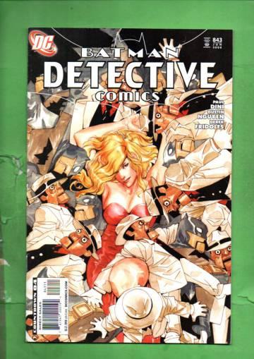 Detective Comics #843 Jun 08