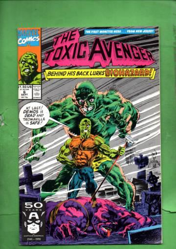 Toxic Avenger Vol. 1 #6 Sep 91