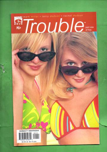 Trouble Vol. 1 #1 Sep 03