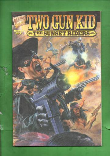 Two-Gun Kid: Sunset Riders Vol. 1 #1 Nov 95