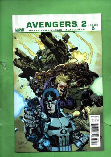 Ultimate Avengers #12 Oct 10