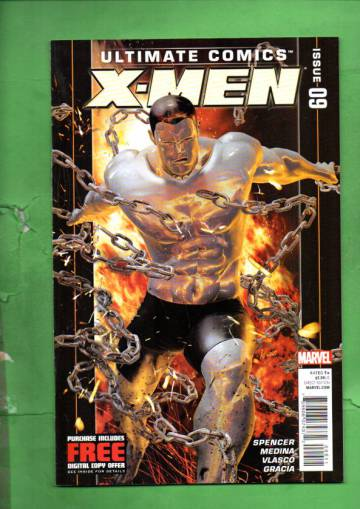 Ultimate Comics X-Men #9 May 12
