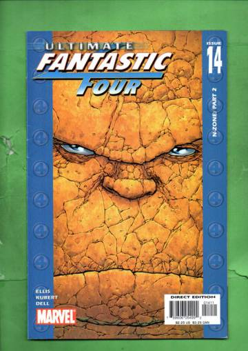 Ultimate Fantastic Four #14 Feb 05