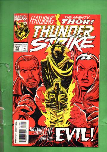 Thunderstrike Vol. 1 #15 Dec 94