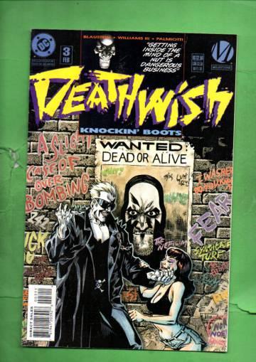 Deathwish #3 Feb 95