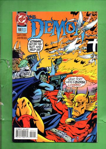 The Demon #55 Feb 95