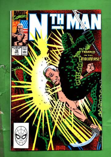 Nth Man Vol 1 #10 Mar 90