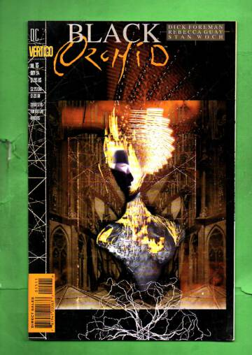 Black Orchid #15 Nov 94