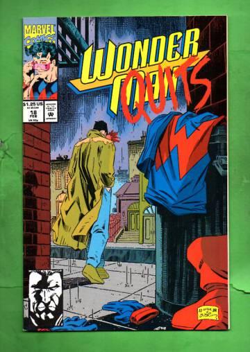 Wonder Man Vol 1 #18 Feb 93