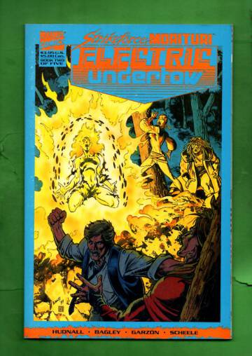Strikeforce: Morituri Electric Undertow Vol 1 #2 Dec 89