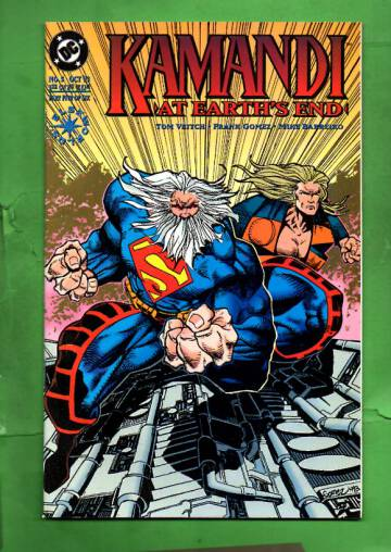 Kamandi: At Earth´s End #5 Oct 93