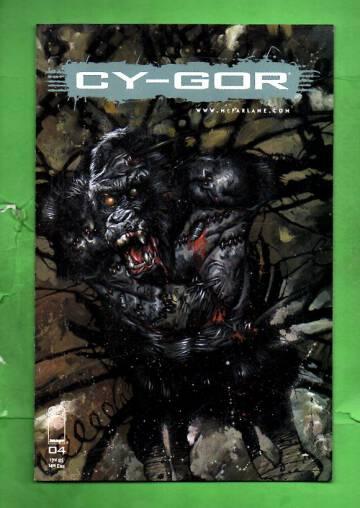 Cy-Gor #4 Oct 99