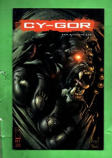 Cy-Gor #1 Jul 99