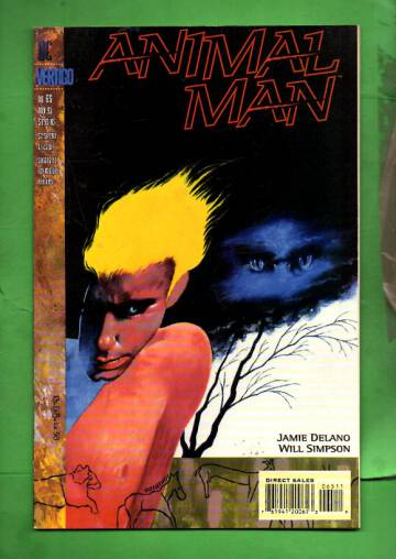 Animal Man #65 Nov 93