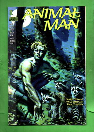 Animal Man #64 Oct 93