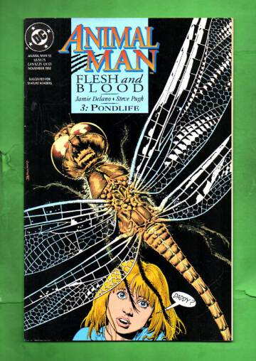 Animal Man #53 Nov 92