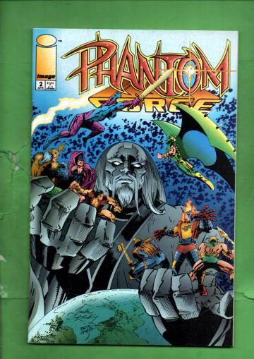 Phantom Force Vol 1 #2 Apr 94