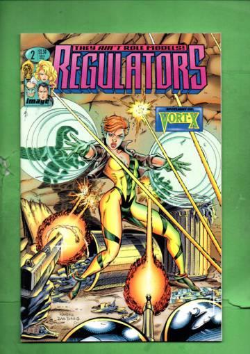 Regulators #2 Jul 95