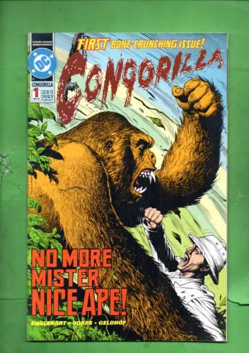 Congorilla #1 Nov 92
