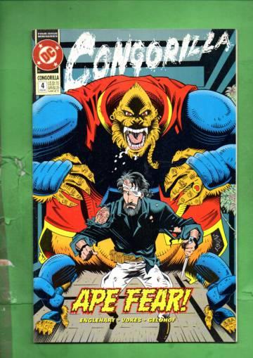 Congorilla #4 Feb 93